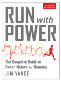 Run with Power by Jim Vance