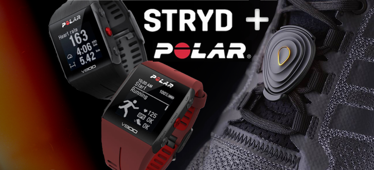 Newly Unveiled Polar V800 Firmware Fully Compatible with Stryd!