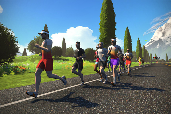 Stryd Live: The Best Way To Run On Zwift